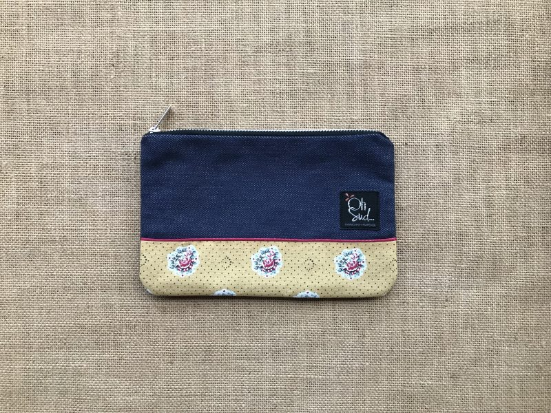 liberty, trousse maquillage, hippie chic, sud, provence