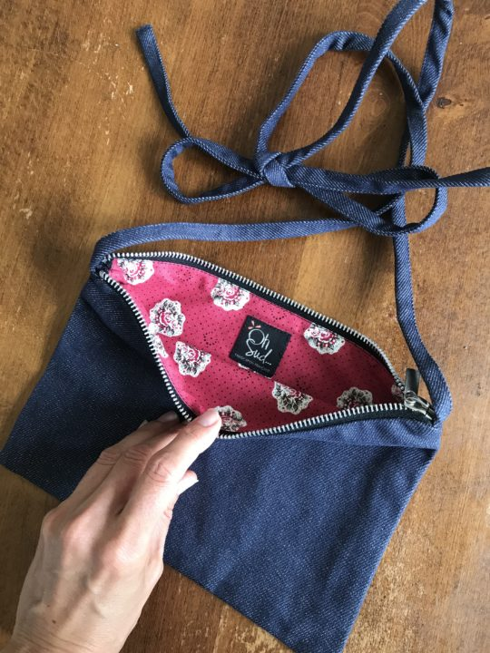 pochette style liberty made in france