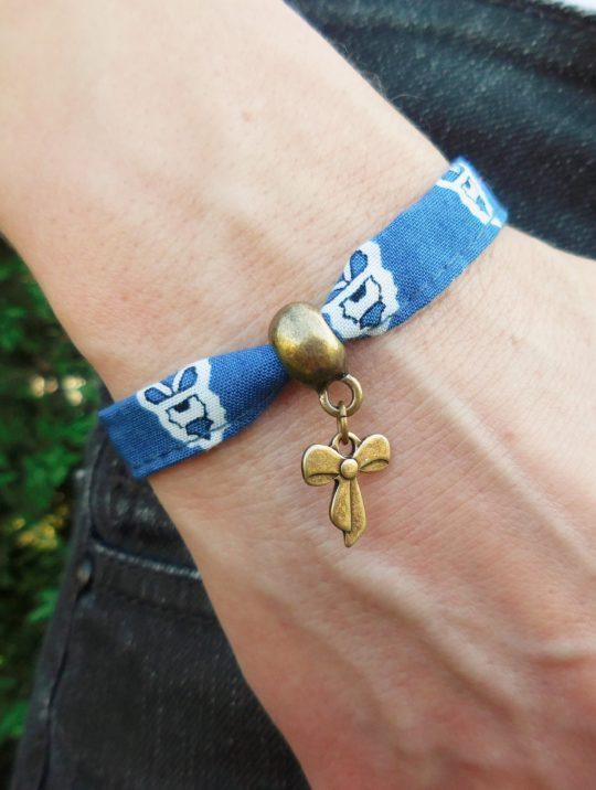 bracelet liberty bohème hippie chic