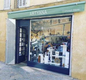Artyana Boutique des musées Aix-en-Provence